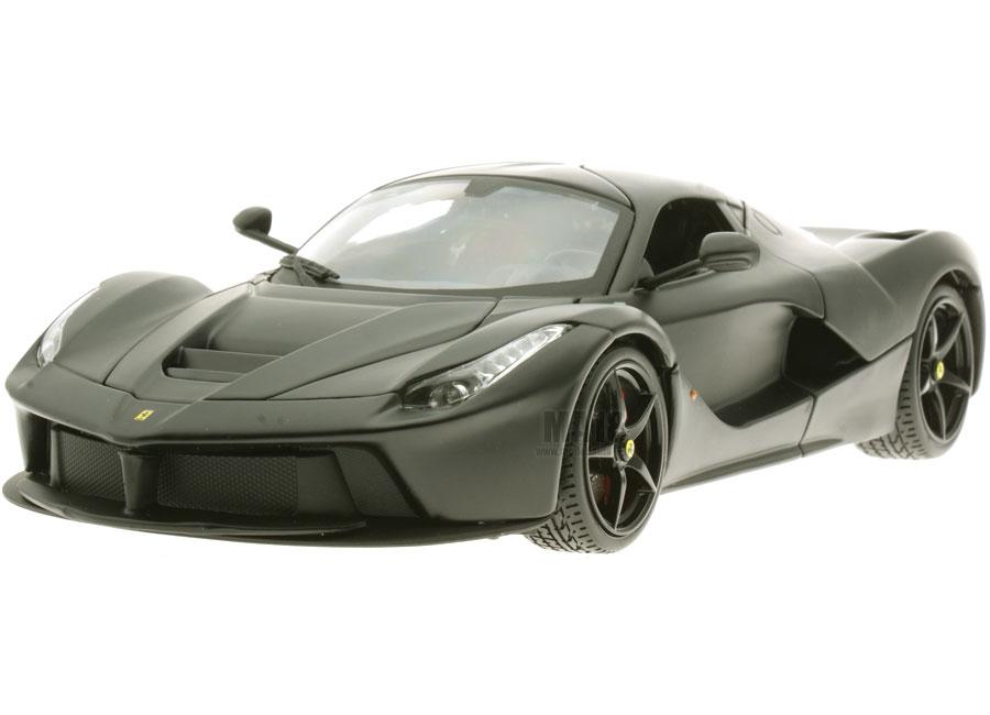 Modellauto 1:43 Ferrari LaFerrari 2013 rot//schwarz Burago