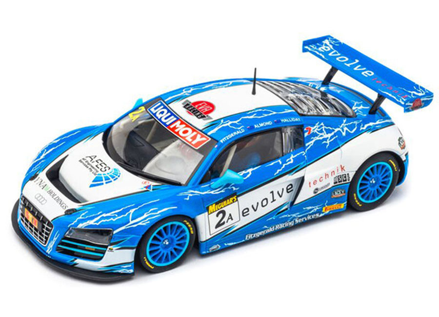 "Audi R8 LMS ""Fitzgerald Racing, No.2A\"" Carrera Digital 124"
