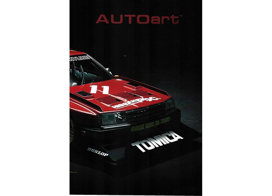 AUTOart 2020-68 Seiten Katalog Neu