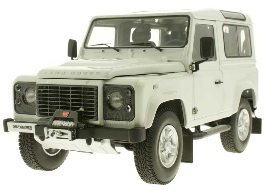 modellauto land rover defender 90 wei fuji white kyosho 1 18 bei. Black Bedroom Furniture Sets. Home Design Ideas