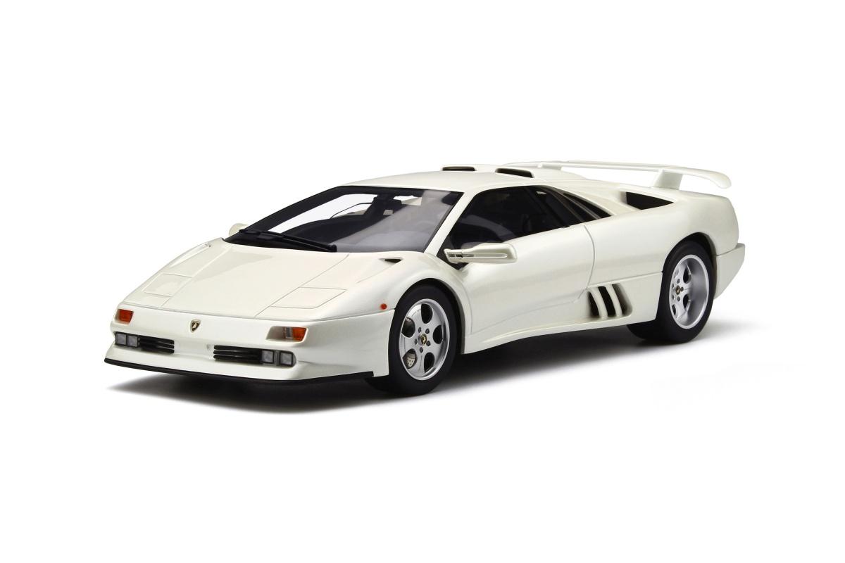 Modelcar Lamborghini Diablo Jota Se30 White Limited To 500 Pcs Gt