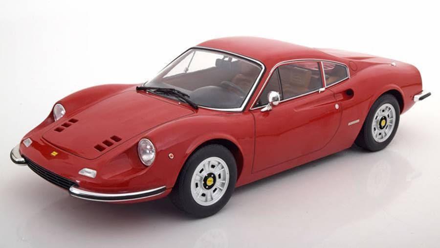 1//12 KK SCALE MODELS 1973-120021R FERRARI DINO 246 GT