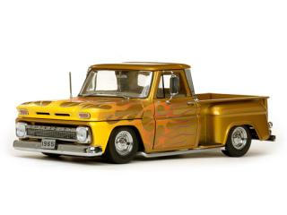 Chevrolet PickUp C-10 metallic Gold 1393 SunStar 1:18