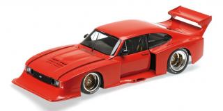 FORD CAPRI TURBO GR.5 - RED - 1979 L.E. 504 pcs  Minichamps 1:18