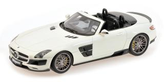 BRABUS 700 BITURBO ROADSTER - 2013 - EDITION # 7 FIRST CLASS COLLECTION L.E. 999 pcs. Minichamps 1:18 Resinemodell (Türen, Motorhaube... nicht zu öffnen!)