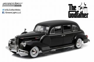 "Packard Eight One-Eighty 1941 ""The Godfather (1972)"" schwarz Greenlight 1:18"