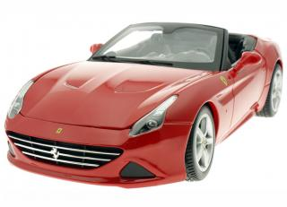 Ferrari California T (Turbo) 2014 offen (open top) rot Burago 1:18