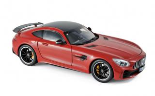 Mercedes-AMG GT R 2018 - Red lieferbar ab ende Mai Norev 1:18