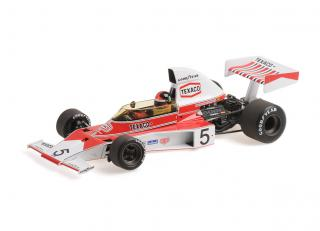 MCLAREN FORD M23 TEAM MCLAREN FITTIPALDI, EMERSON 1974 WORLD CHAMPION Minichamps 1:18