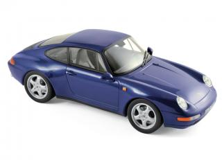 Porsche 911 Carrera 1994 - Irisblue Metallic Norev 1:18