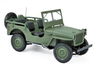 Jeep 1942 Green Norev 1:18