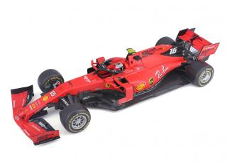 This week`s offer: <br>Ferrari F1 SF90 Charles Leclerc 2019 Monza Winner  Burago 1:18 Metallmodell<br>Valid until 22.01.2021 or until stocks last!