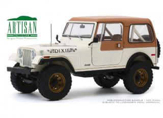 Jeep CJ-7 *Dixie* 1979  Greenlight 1:18