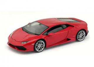 Lamborghini Huracan LP 610-4 rot Welly 1:18
