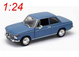 BMW 2002 ti blau Welly 1:24
