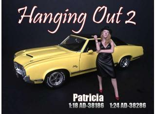 Hanging Out 2 Patricia (Auto nicht enthalten) American Diorama 1:18