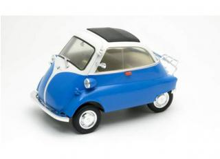 BMW Isetta blau/weiß Welly 1:18