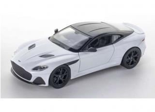 Aston Martin Superleggera 2019 weiß Welly 1:24