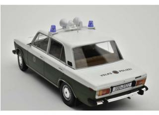 Lada 2106 - 1976 DDR Volkspolizei, white/ olive green Triple9 Collection 1:18