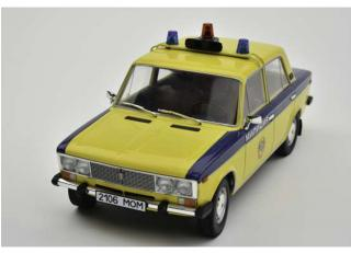 Lada 2106 - 1976  *USSR Traffic Police* Triple9 Collection 1:18