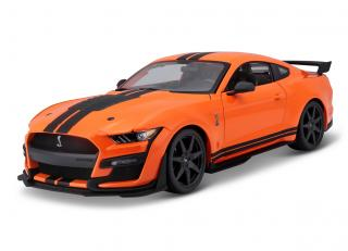 Ford Mustang Shelby GT 500 2020 orange Maisto 1:18 Metallmodell