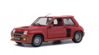 Renault R5 Turbo 1 (1982) rot Solido 1:18