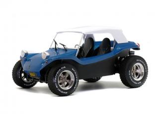 Meyers Manx Buggy blau/blue, 1968 Solido S1802701 Metallmodell 1:18