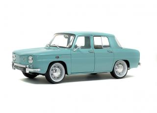 Renault 8 Major 1967 Hellblau/light blue S1803601 Solido 1:18 Metallmodell