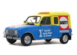 Renault 4LF4 DARTY 1975 S1802204 Solido 1:18 Metallmodell