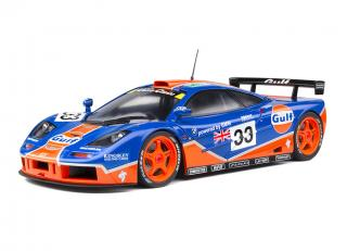 McLaren F1 GTR short tail 1996 #33 S1804101 Solido 1:18 Metallmodell