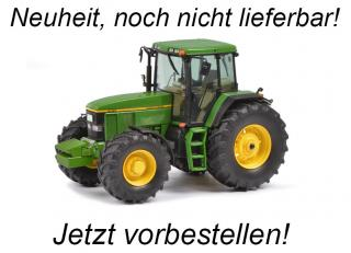 John Deere 7810 LIMITED EDITION 500 Schuco ProR.18 Resinemodell 1:18 (Türen, Motorhaube... nicht zu öffnen!)<br> Availability unknown (not before Q3 2020)