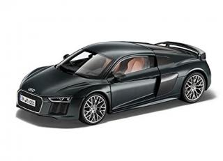 This week`s offer: <br>Audi R8 V10 2015 - camouflage green Industriemodell (in Audi-Verpackung) iScale 1:18<br>Valid until 06.11.2020 or until stocks last!