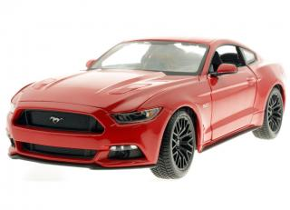 Ford Mustang 5.0 rot  Maisto 1:18