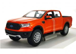 Ford Ranger 2019 orange Maisto 1:27