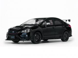 Subaru S207 NBR Challenge Package black SunStar 5553 1:18