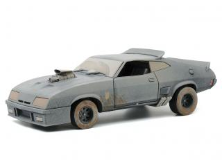 Ford Falcon XB 1973 Weathered Version *Last of the V8 Interceptors 1979*, black Greenlight 1:18