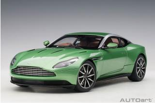 Aston Martin DB11 (appletree green) (composite model/full openings) AUTOart 1:18