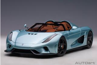 Koenigsegg Regera 2016 (horizon blue) (composite model/full openings) AUTOart 1:18
