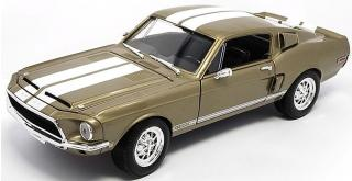 Shelby GT-500 KR gold Road Signature 1:18