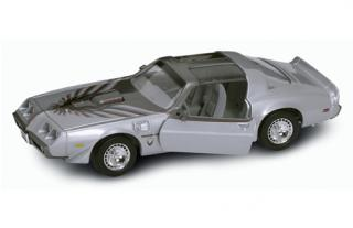 Pontiac Firebird Trans Am 1979 silber Road Signature 1:18