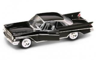 DESOTO ADVENTURER 1961 schwarz Road Signature 1:18