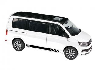 Volkswagen VW T6 Multivan (Generation Six) - white NZG 1:18