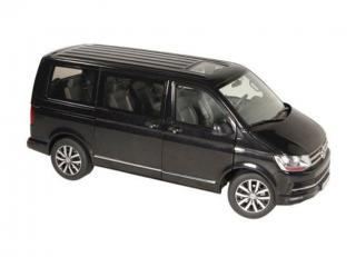 Volkswagen VW T6 Multivan (Generation Six) - black NZG 1:18