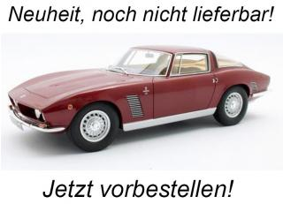ISO Grifo - 1965 - red metallic Cult Scale 1:18 <br> Availability unknown