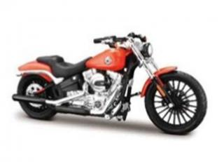 Harley 2016 Motorceycles Breakout Maisto 1:18