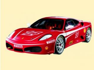 Ferrari F430 Challenge #14 Mattel Hot Wheels 1:18