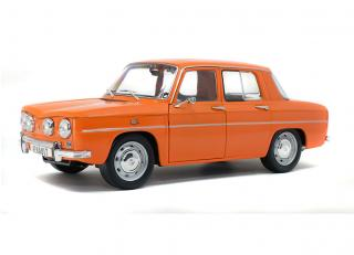 Renault R8 Gordini TS orange 1967 S1803603 Solido 1:18 Metallmodell