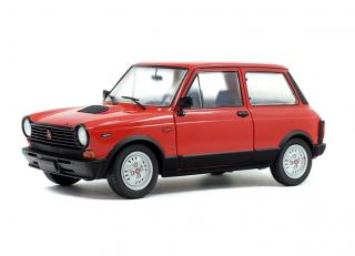 Autobianchi A112 MK5 rot S1803802 Solido 1:18 Metallmodell