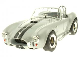 Shelby Cobra 427 S/C 1964 silber Road Signature 1:18