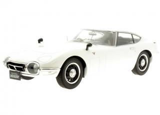 Toyota 2000gt 1967 weiß Triple 9 Collection 1:18
